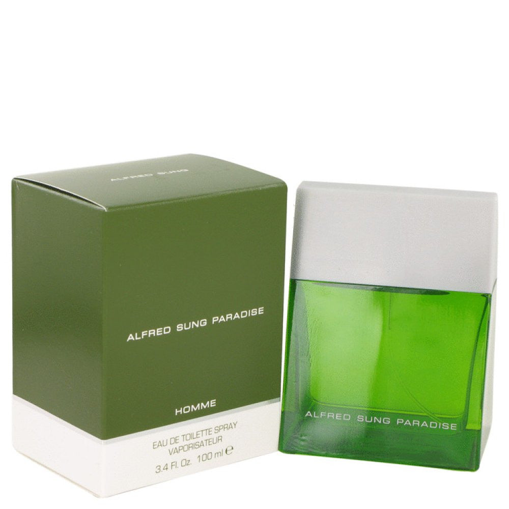 Paradise By Alfred Sung Eau De Toilette Spray 3.4 Oz