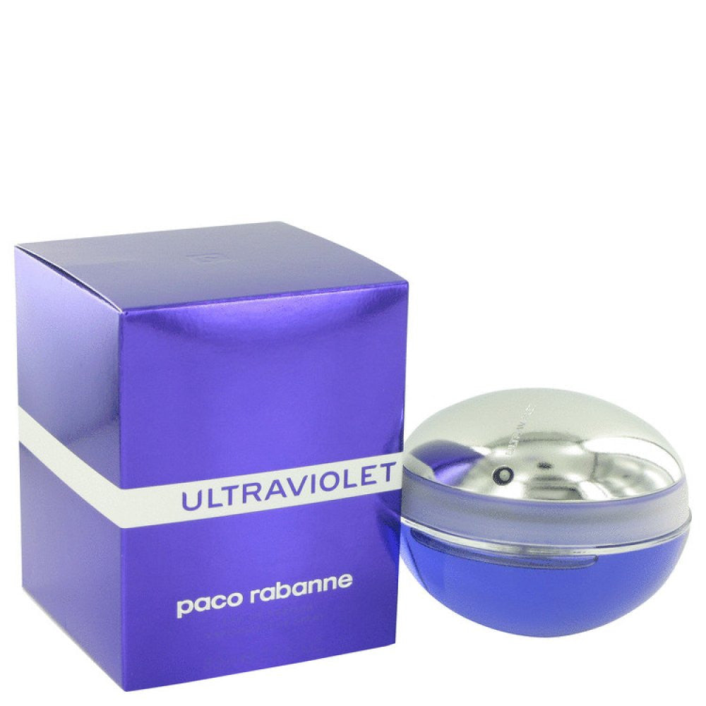 Ultraviolet By Paco Rabanne Eau De Parfum Spray 2.8 Oz