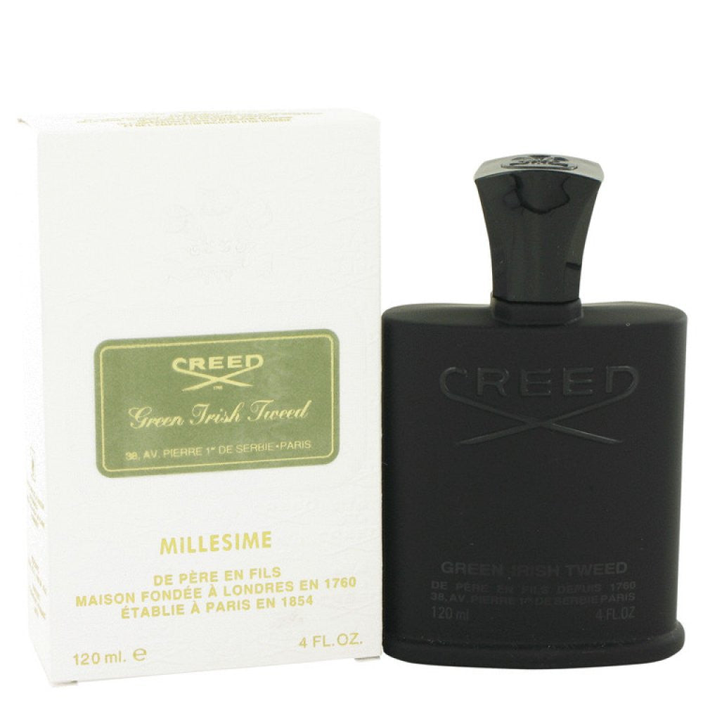 Green Irish Tweed By Creed Millesime Spray 4 Oz
