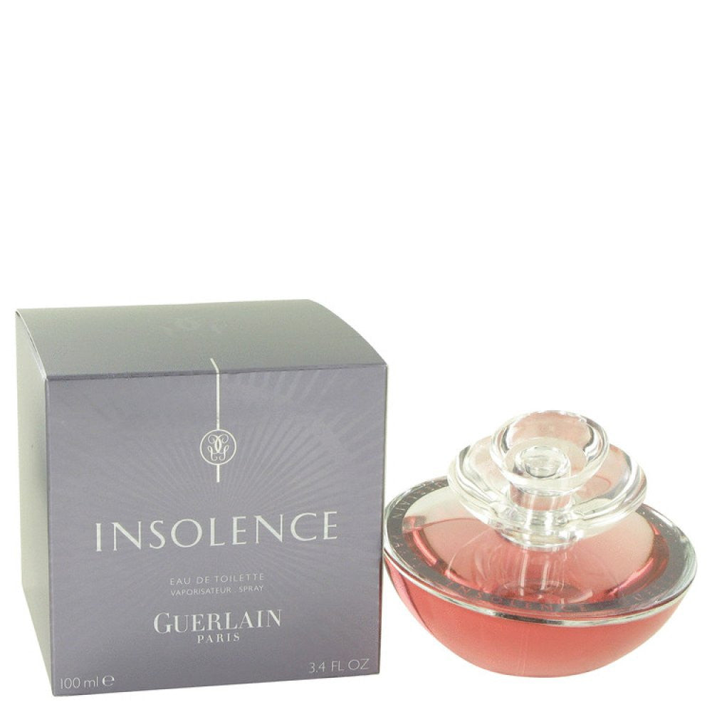 Insolence By Guerlain Eau De Toilette Spray 3.4 Oz