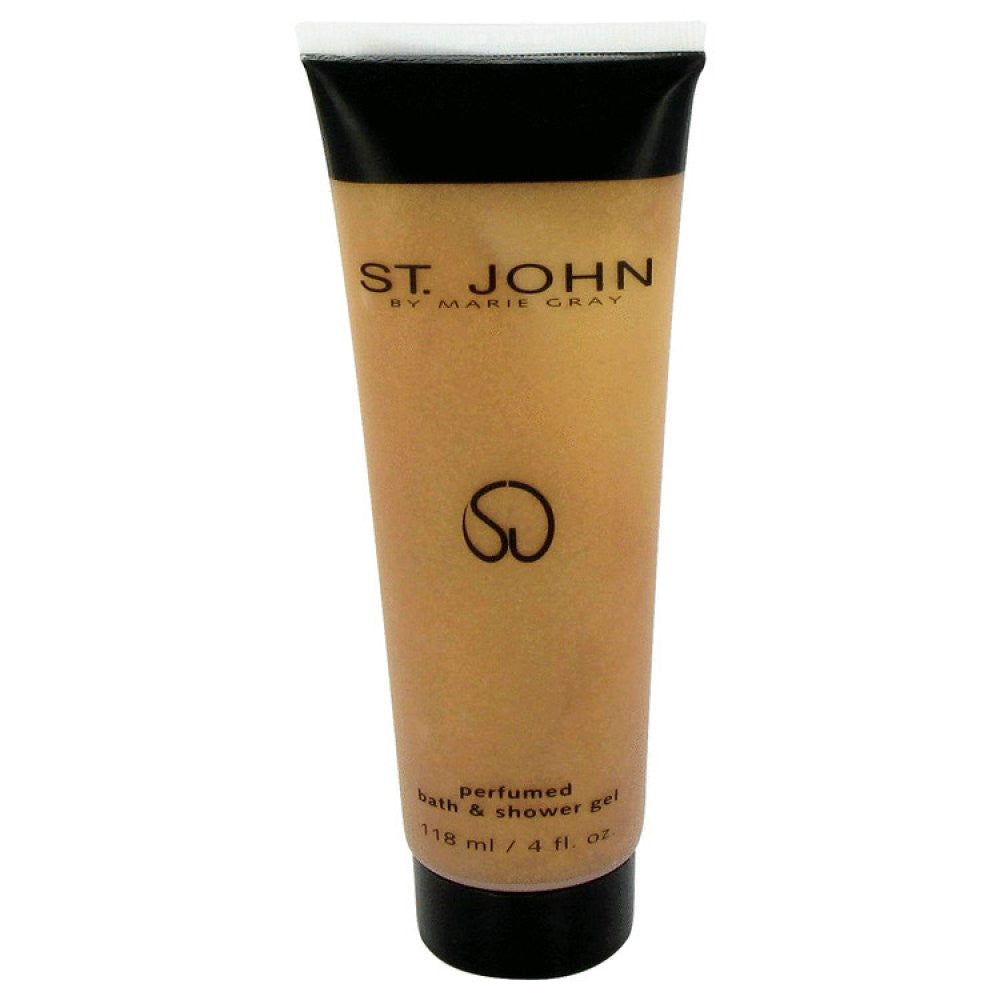 St John By Marie Gray Perfumed Bath & Shower Gel 4 Oz