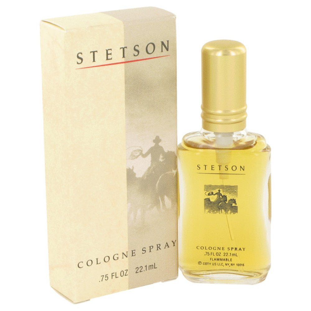 Stetson By Coty Cologne Spray .75 Oz