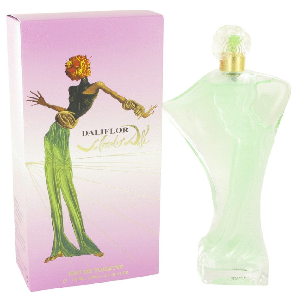 Daliflor By Salvador Dali Eau De Toilette Spray 3.4 Oz