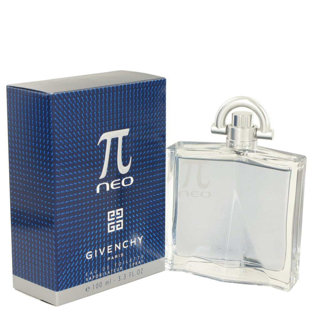 Pi Neo By Givenchy Eau De Toilette Spray 3.4 Oz
