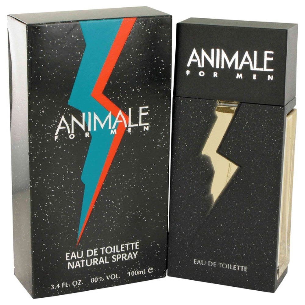 Animale By Animale Eau De Toilette Spray 3.4 Oz