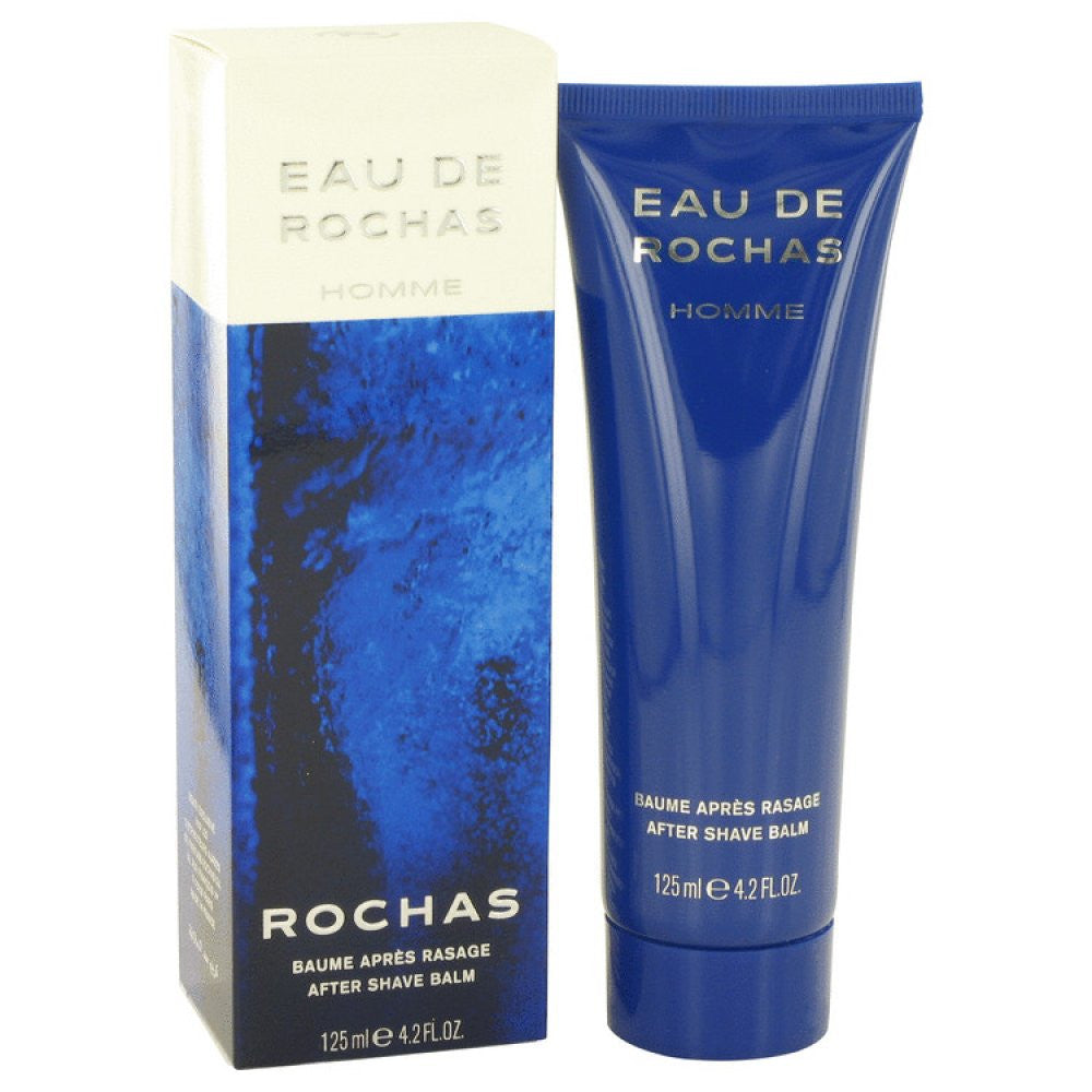Eau De Rochas By Rochas After Shave Balm 4.1 Oz
