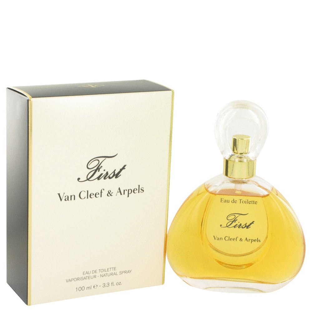 First By Van Cleef & Arpels Eau De Toilette Spray 3.3 Oz