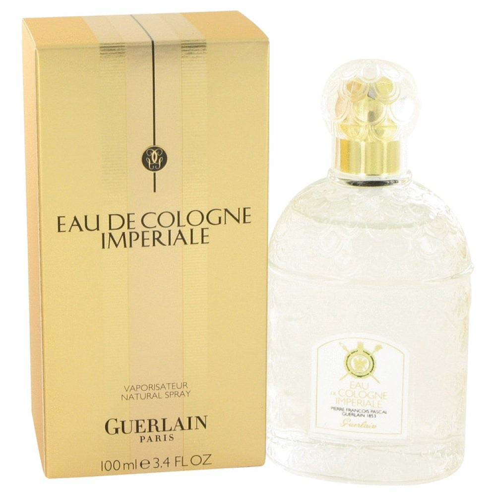 Imperiale By Guerlain Eau De Cologne Spray 3.4 Oz