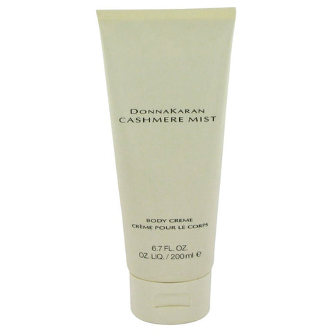 Cashmere Mist By Donna Karan Body Cream 6.7 Oz