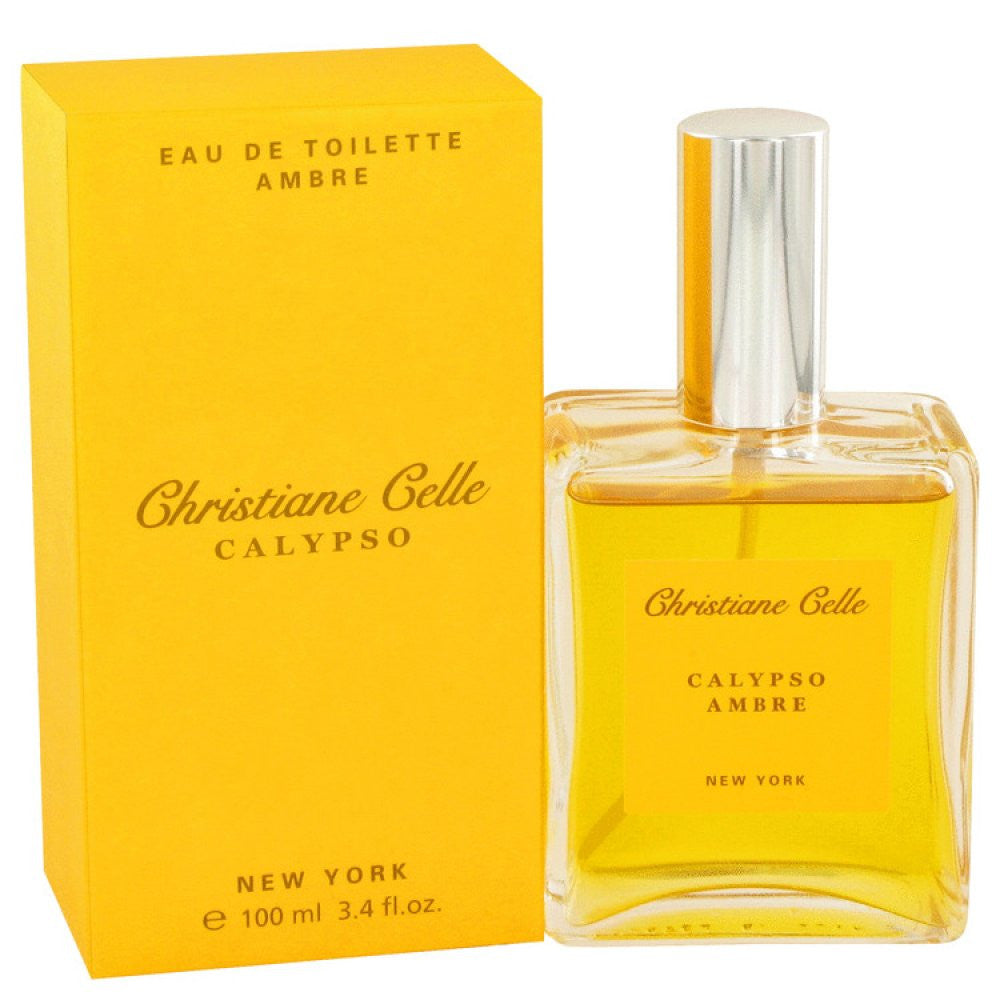Calypso Ambre By Calypso Christiane Celle Eau De Toilette Spray 3.4 Oz