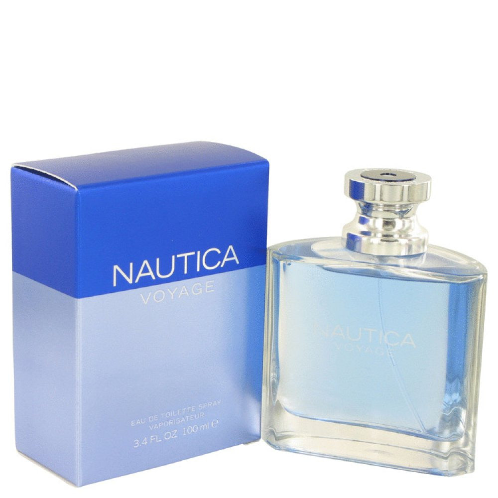 Nautica Voyage By Nautica Eau De Toilette Spray 3.4 Oz