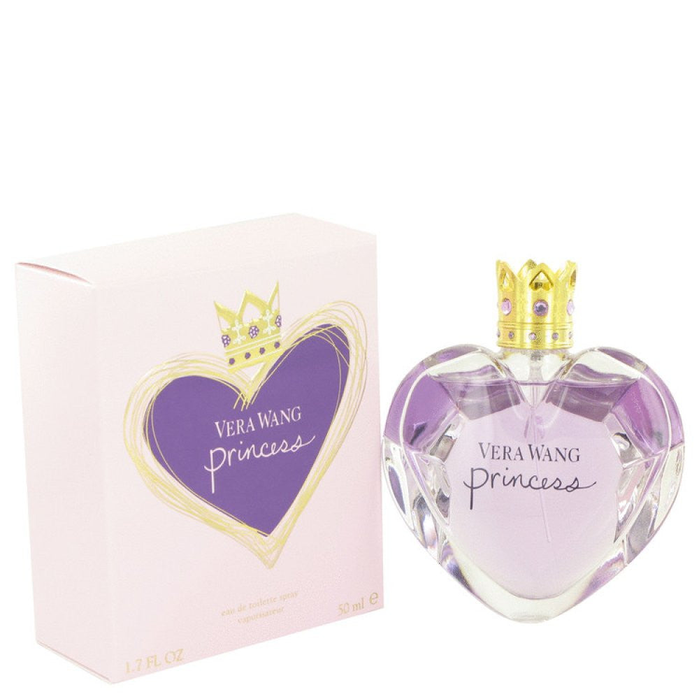 Princess By Vera Wang Eau De Toilette Spray 1.7 Oz
