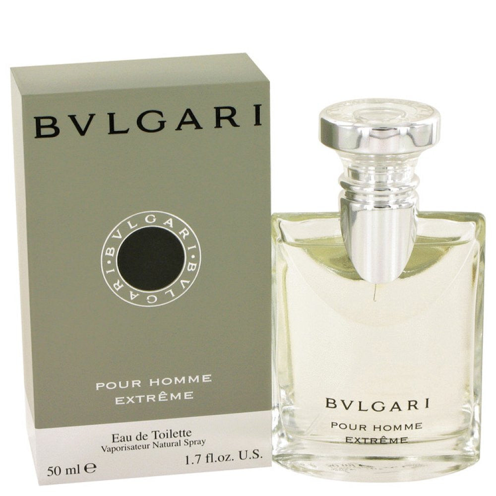 Bvlgari Extreme (bulgari) By Bvlgari Eau De Toilette Spray 1.7 Oz