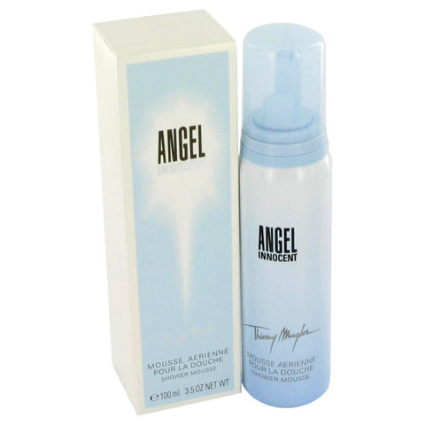Angel Innocent By Thierry Mugler Shower Mousse 3.5 Oz