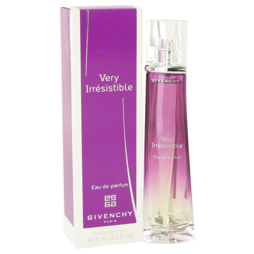 Very Irresistible Sensual By Givenchy Eau De Parfum Spray 2.5 Oz