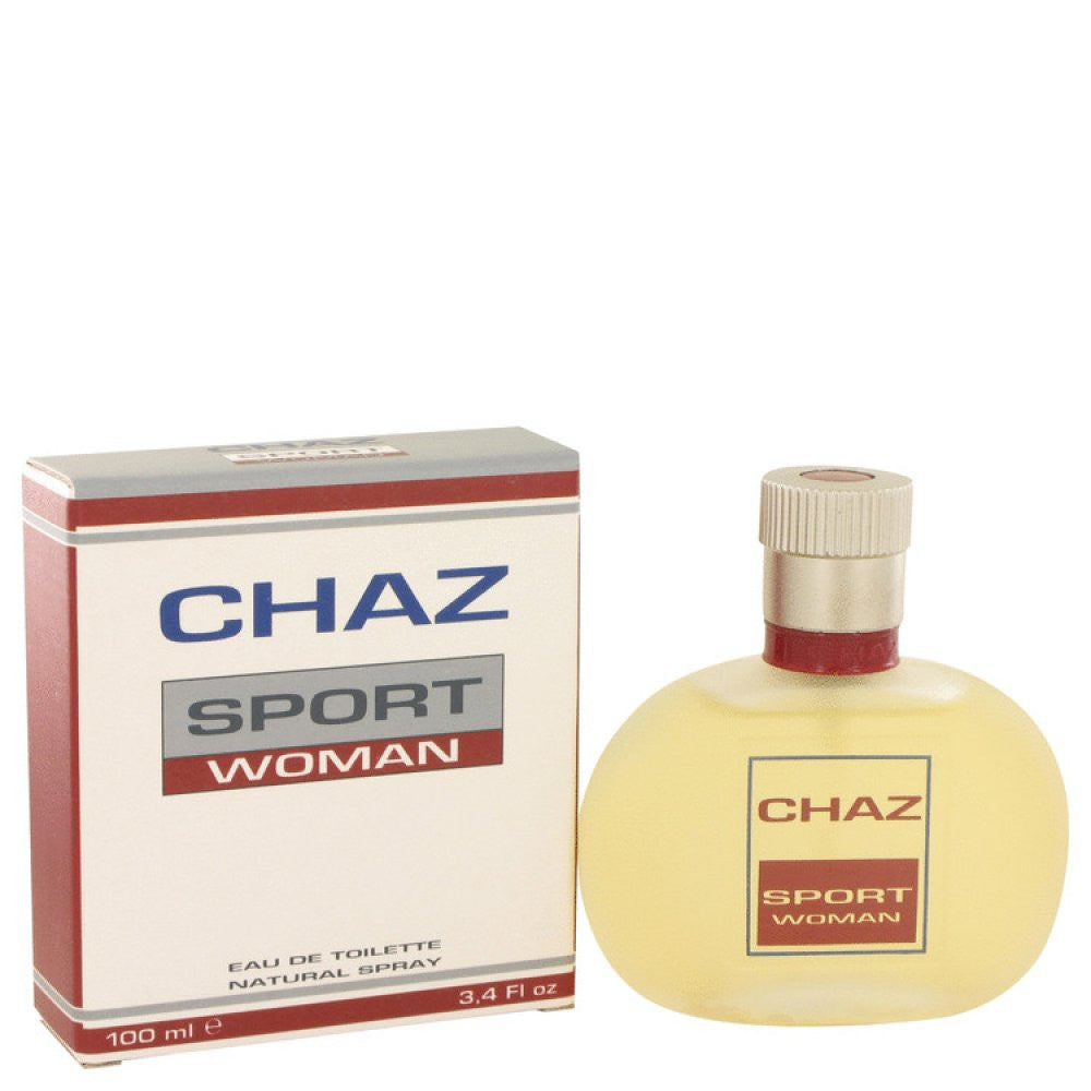Chaz Sport By Jean Philippe Eau De Toilette Spray 3.4 Oz