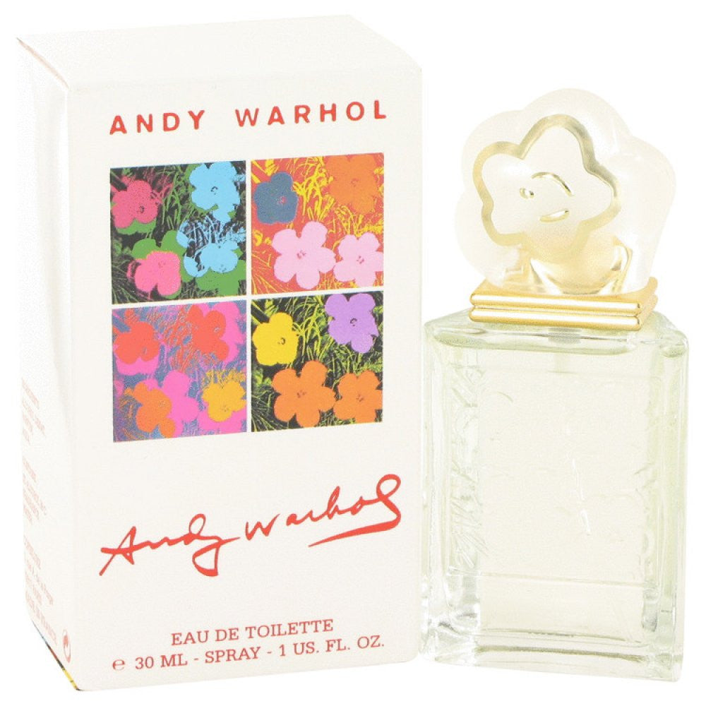 Andy Warhol By Andy Warhol Eau De Toilette Spray 1 Oz