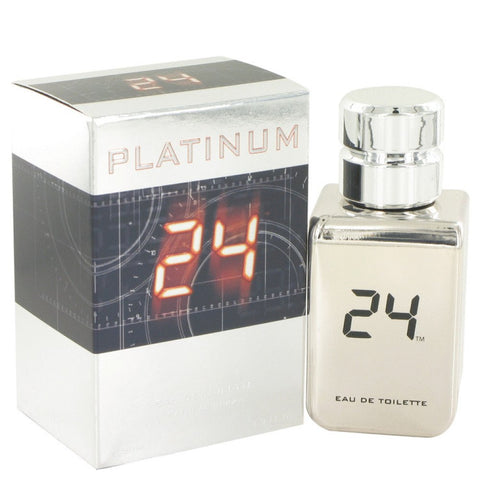 24 Platinum The Fragrance By Scentstory Eau De Toilette Spray 1.7 Oz