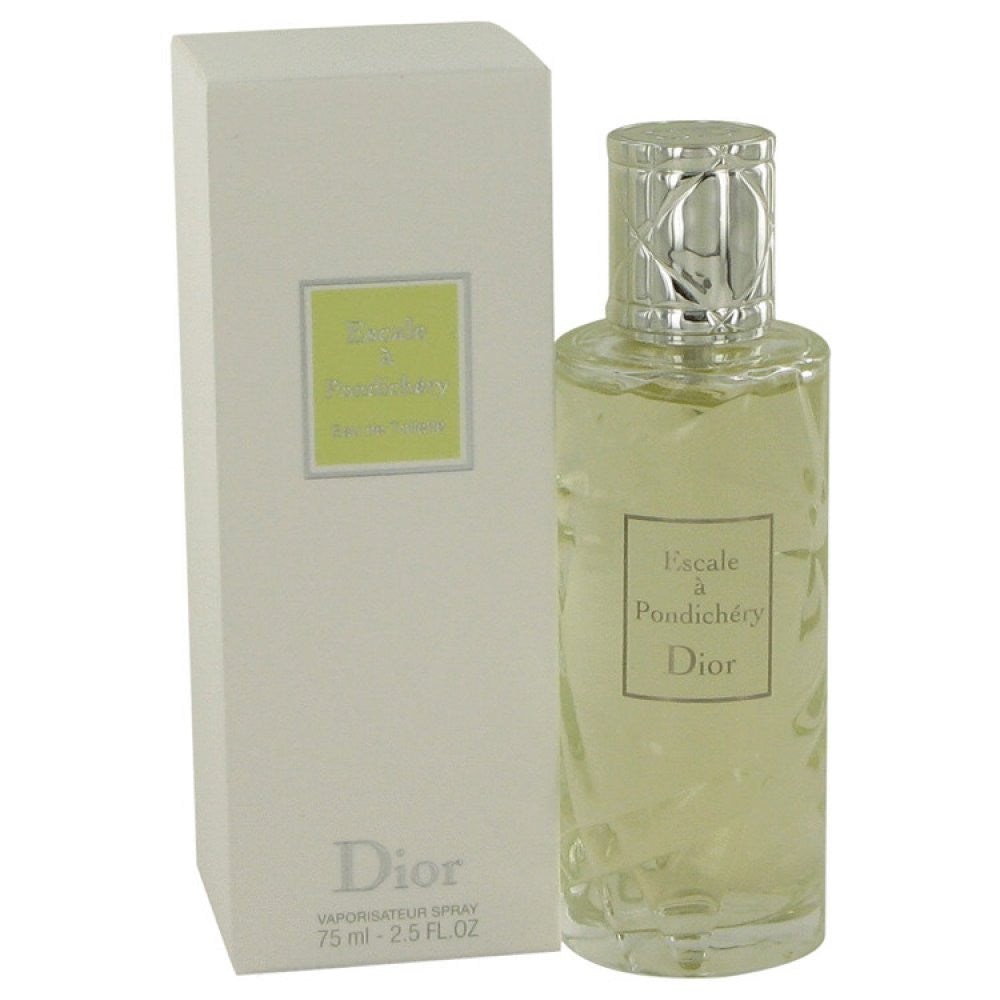 Escale A Pondichery By Christian Dior Eau De Toilette Spray 2.5 Oz