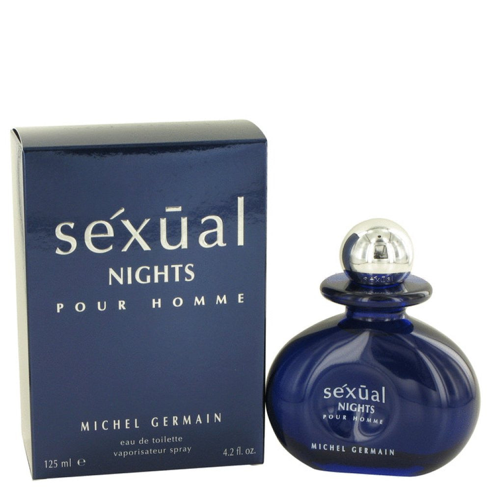 Sexual Nights By Michel Germain Eau De Toilette Spray 4.2 Oz
