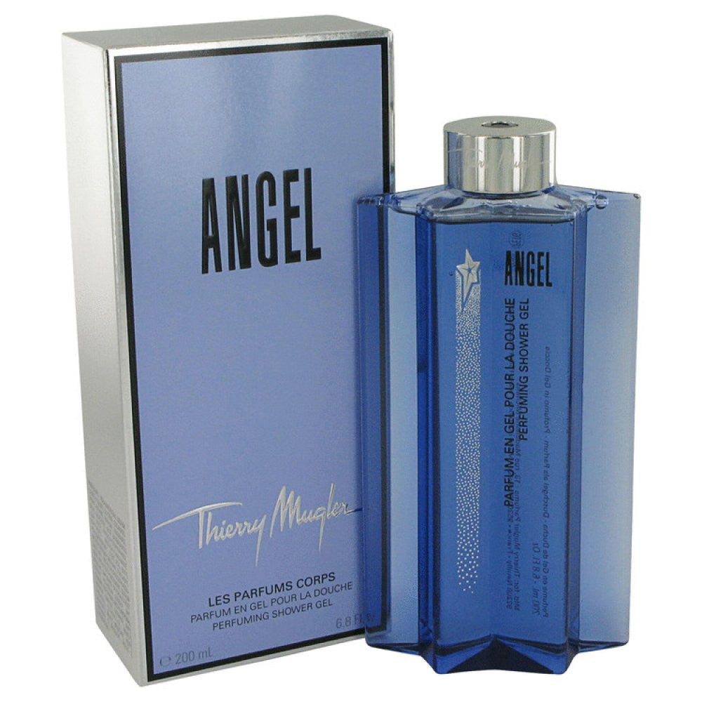 Angel By Thierry Mugler Perfumed Shower Gel 7 Oz