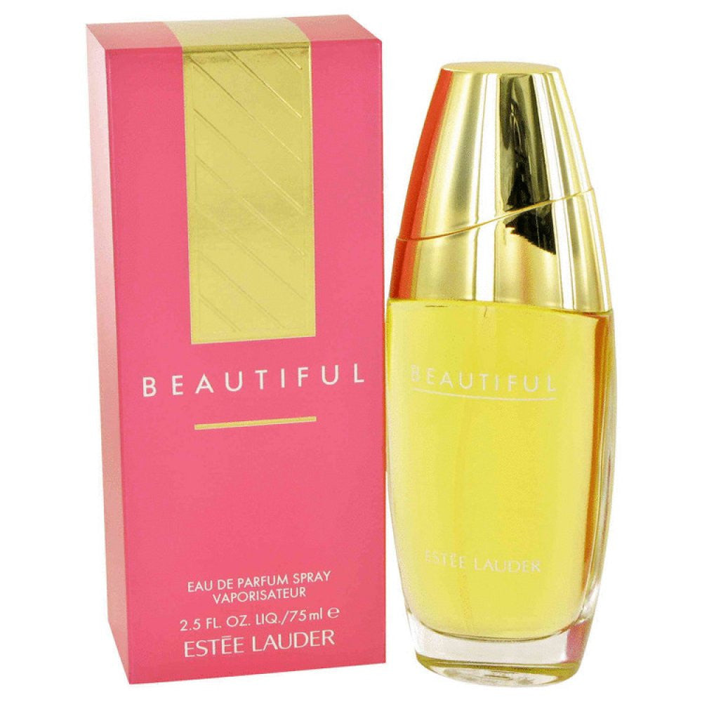 Beautiful By Estee Lauder Eau De Parfum Spray 2.5 Oz