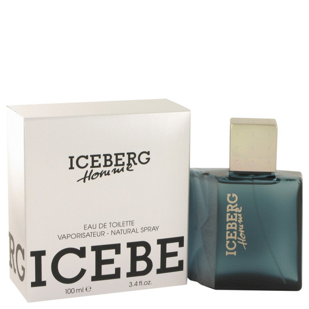 Iceberg Homme By Iceberg Eau De Toilette Spray 3.4 Oz