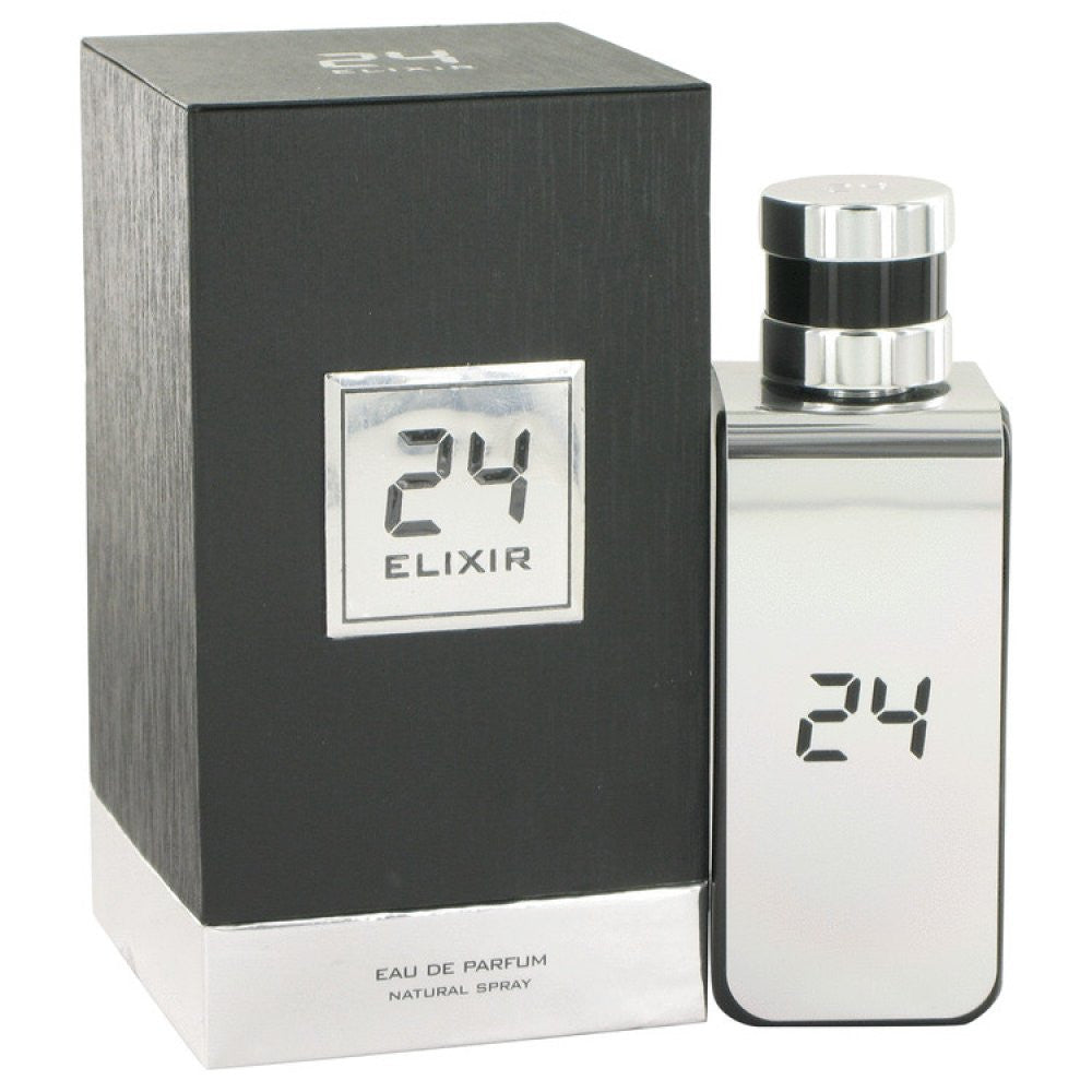 24 Platinum Elixir By Scentstory Eau De Parfum Spray 3.4 Oz