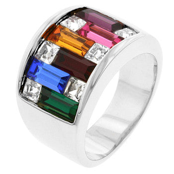 Candy Maze Ii Ring (size: 07)