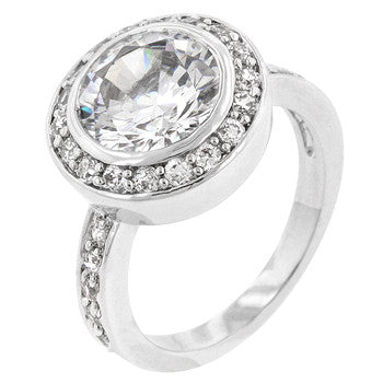 The Ritz Ring (size: 10)
