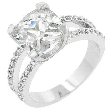 Pop Star Engagement Ring (size: 06)
