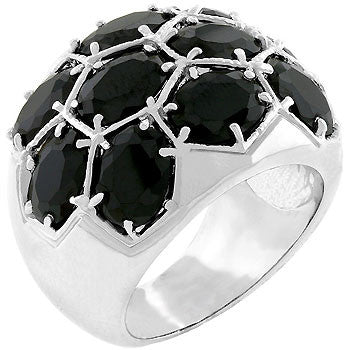 Midnight Dome Ring (size: 05)