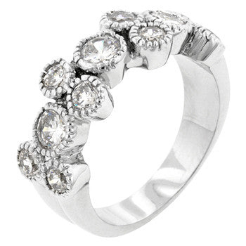 Cz Brilliance Ring (size: 09)