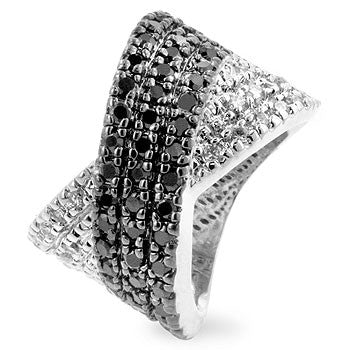 Criss Cross Ring (size: 09)