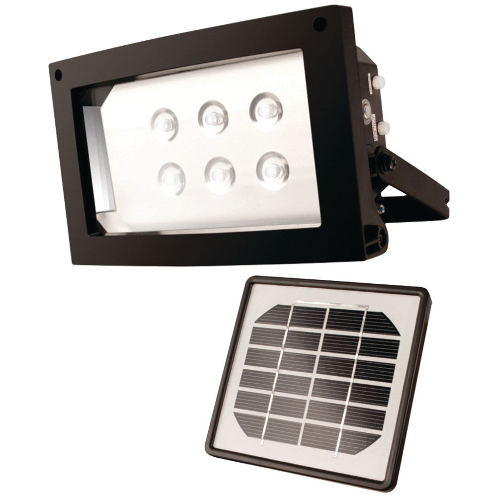 Maxsa Innovations Solar-powered Floodlight