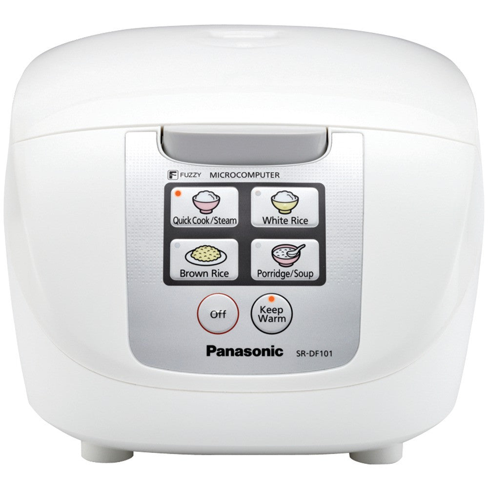 Panasonic Fuzzy Logic Rice Cooker (5 Cup)