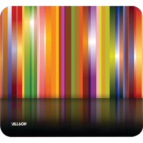 Allsop Mouse Pad (tech Multi Stripes)