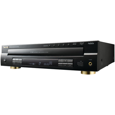 Sherwood 5-disc Cd-changer