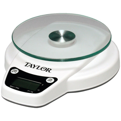 Taylor 6-lb Digital Kitchen Scale