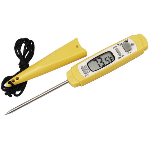 Taylor Antimicrobial Instant Read Digital Thermometer