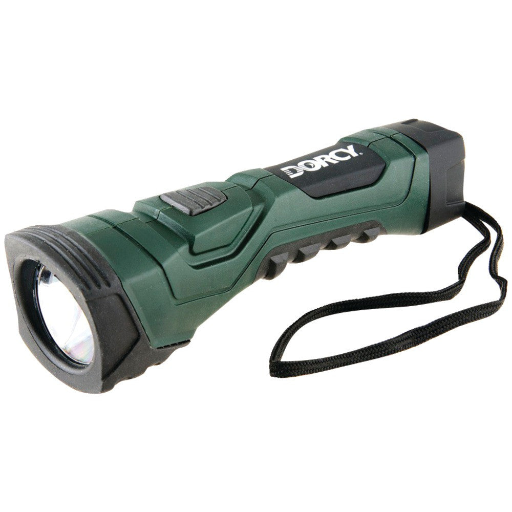 Dorcy 180-lumen Led Cyber Light Flashlight (green)