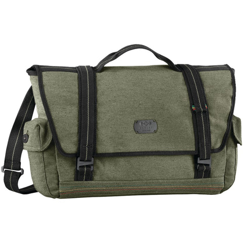 House Of Marley Lively Up Messenger (military)