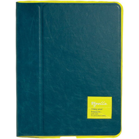 Golla Ipad With Retina Display And Ipad 3rd Gen And Ipad 2 Slim Folder (keola; Turquoise)