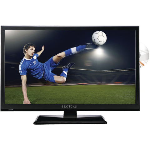 "Proscan 24"" 1080p 60hz Led Hdtv And Dvd Combination"