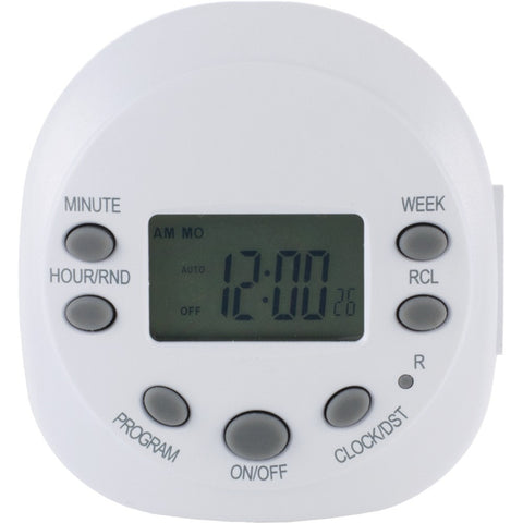 Ge Plug-in Digital Timer