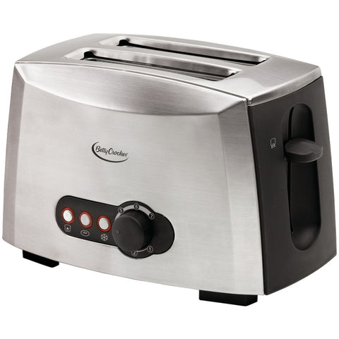 Betty Crocker 2-slice Toaster
