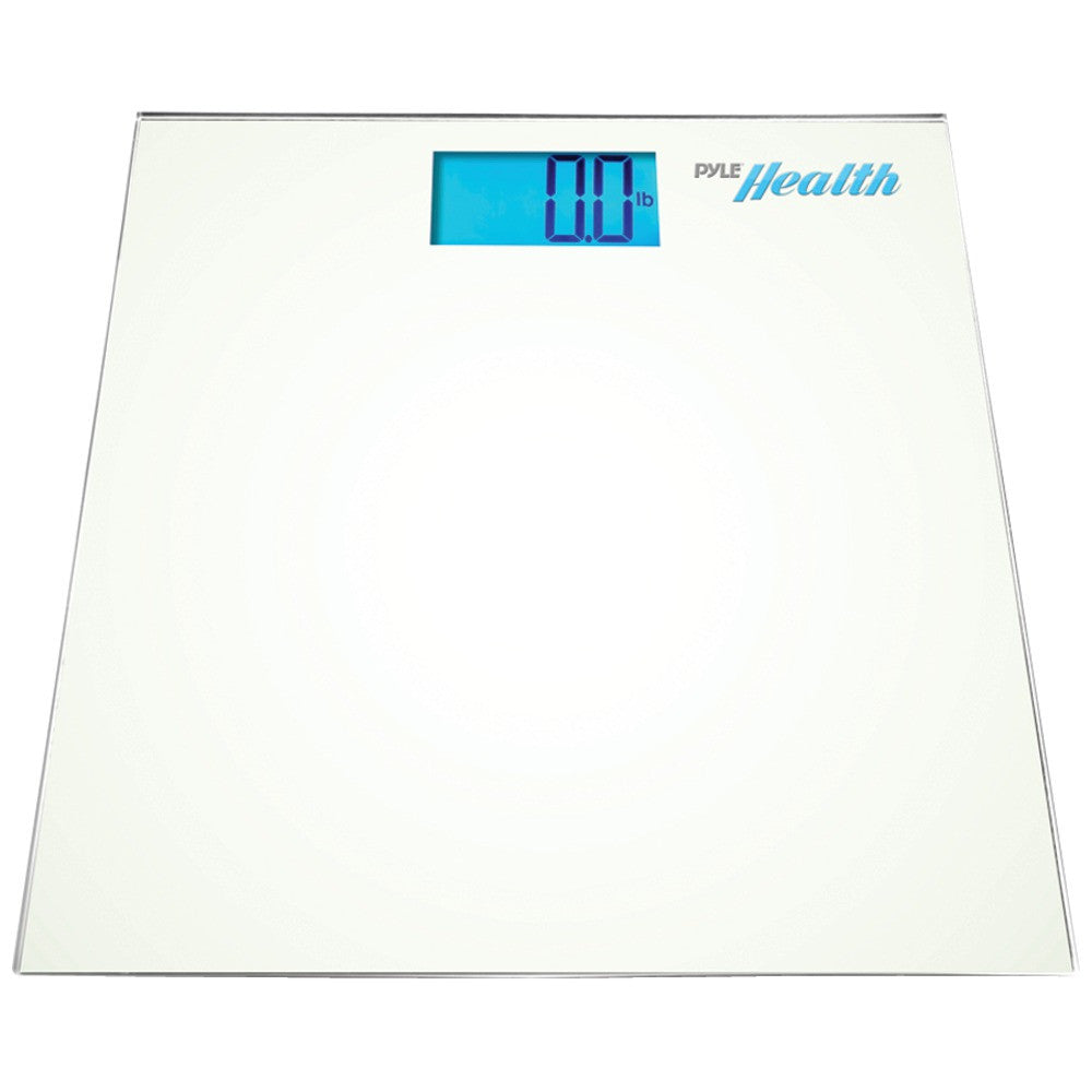Pyle Bluetooth Digital Weight Scale (white)