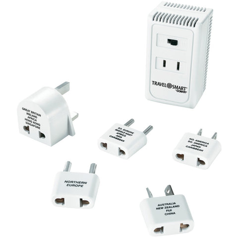 Conair High And Low 1875-watt Converter & Adapter Set