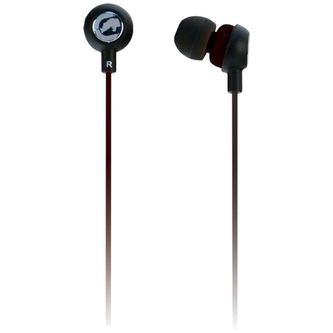 Ecko Unlimited Ecko Chaos 2 Earbuds With Microphone (black)