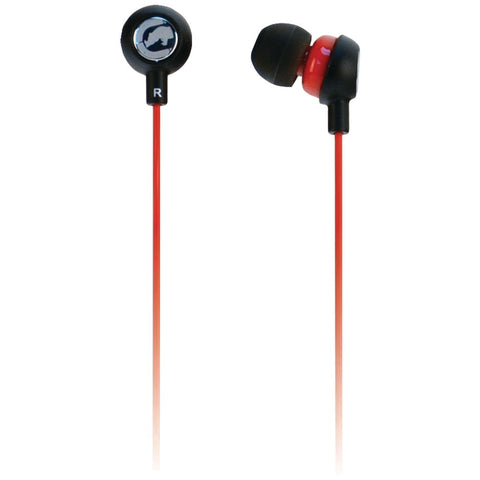 Ecko Unlimited Ecko Chaos 2 Earbuds With Microphone (red)